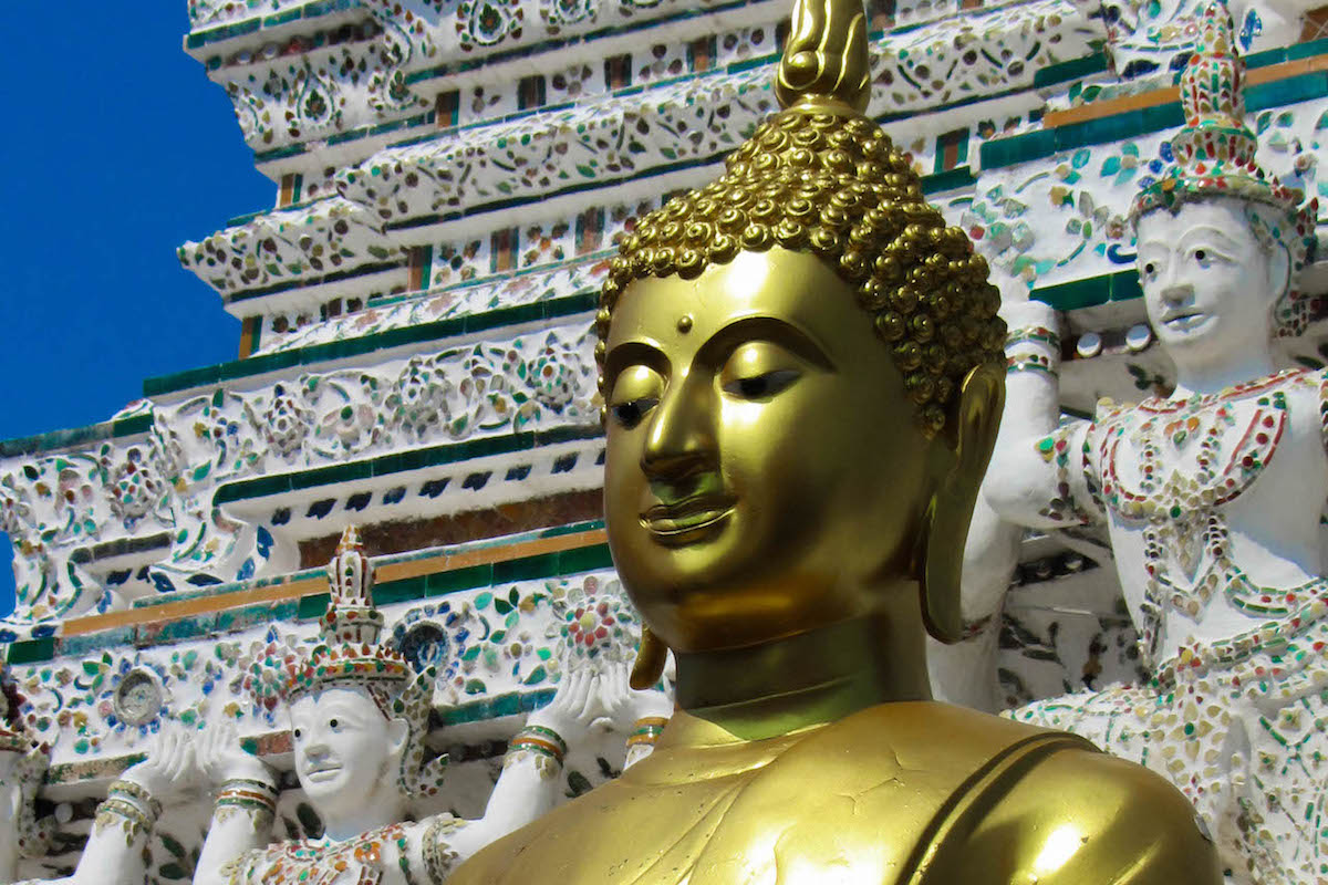 Travelling to Thailand Wat Arun